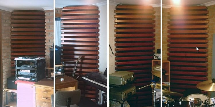 make your own bass traps