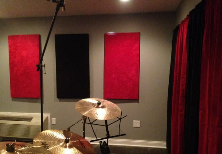 DIY Sound Proof Panels