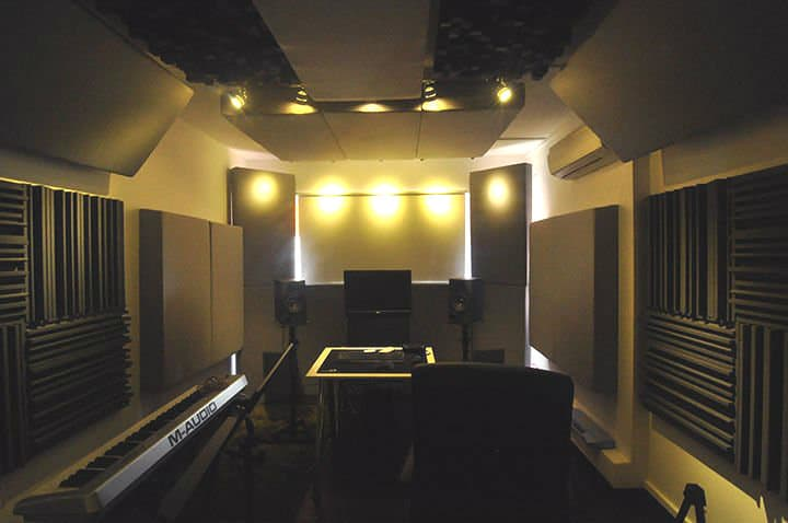 diy sound absorbing panels