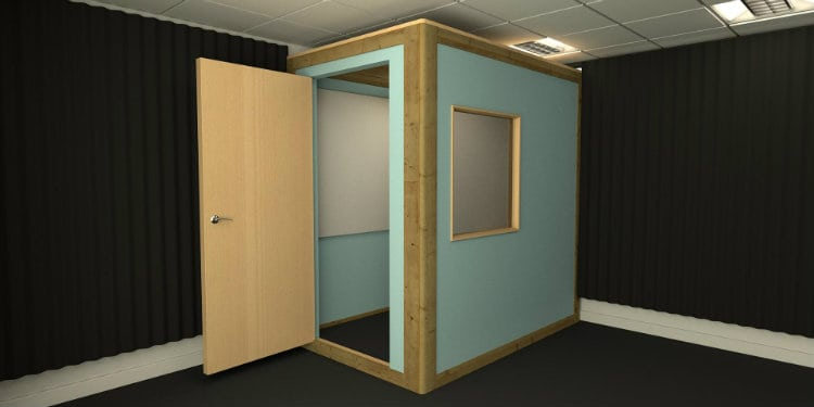 22 Diy Ideas On How To Build Soundproof Vocal Booth At Home