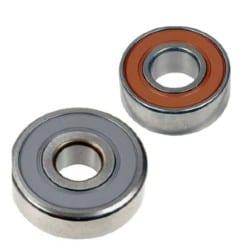 Alternator bearing noise