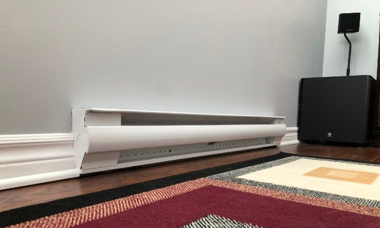 Noisy Baseboard Heater