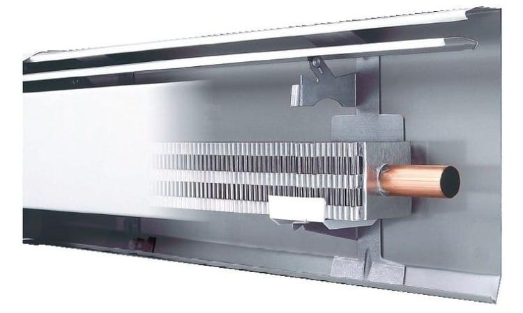 baseboard heating noise