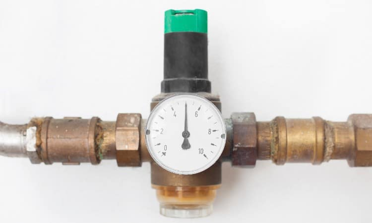 rattling water pipes