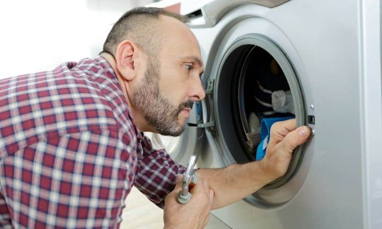 How to fix a squeaky dryer