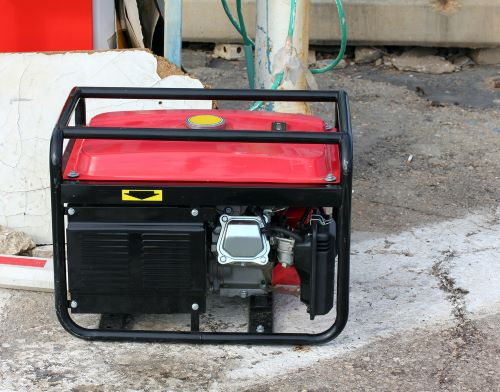 red portable generator how to make a generator quiet
