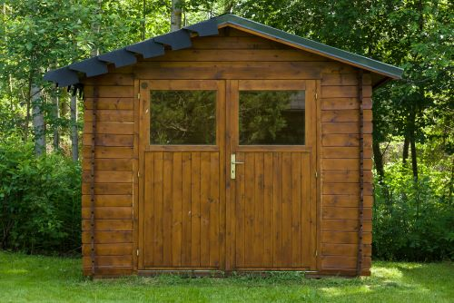 Outdoor wood framed shed needs soundproofing